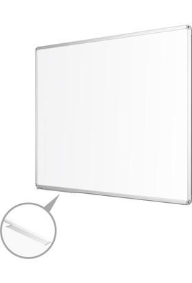 Penguen 90 Cm X 130 Cm Alüminyum Çerçeve Laminat Yazı Tahtası Beyaz