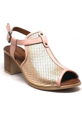 Shop And Shoes 027-18089 Kadın Ayakkabı