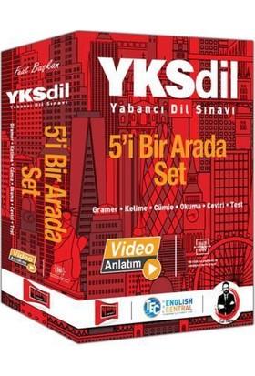 Yargı Yayınları YKSDil 5'i Bir Arada Set