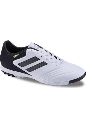 Jump 18100 Halısaha Ayakkabı Beyaz