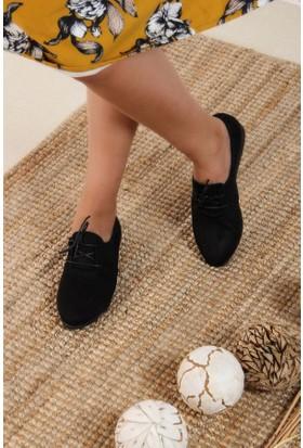 Shoes Time Kadın Ayakkabı Siyah 17K 306