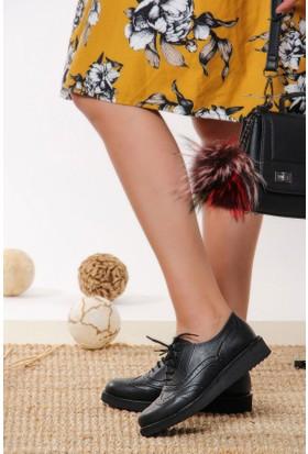 Shoes Time Kadın Ayakkabı Siyah 17K 2023