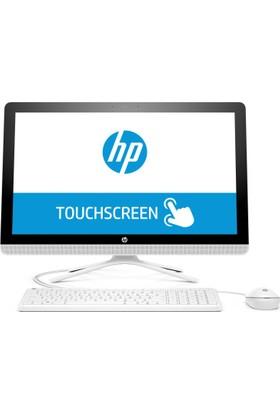 """HP 24-E021NT Intel Core i5 7200U 16GB 2TB GT920MX Freedos 23.8"""" FHD All Ine One Bilgisayar 2BW32EA"""