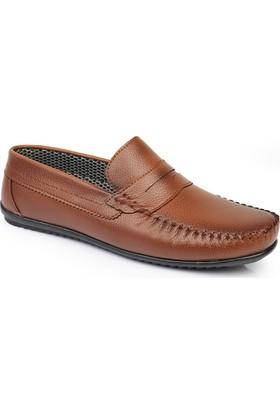Muggo Men M04 Erkek Ayakkabı Taba