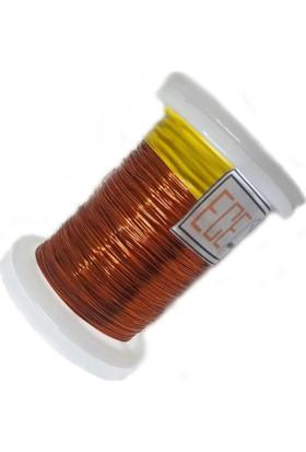 3 Adet 0.25mm X 100M Ece Emaye Kaplı Bakır Bobin Teli Özel Ece Makarada