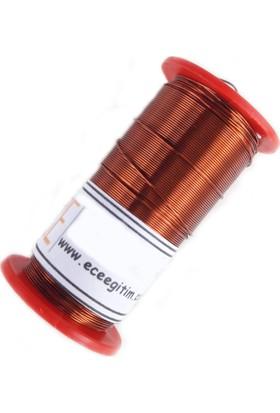 3 Adet 0.30mm X 100M Ece Emaye Kaplı Bakır Bobin Teli Özel Ece Makarada