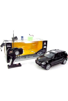 Samatlı Mercedes Benz M-Class Uzaktan Kumandalı 1:16 Jeep