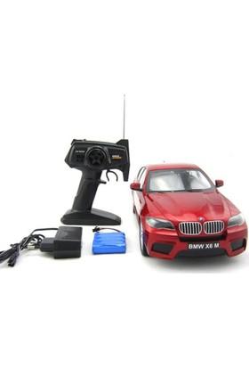 Samatlı BMW X6 Uzaktan Kumandalı Jeep 1:18 Araba