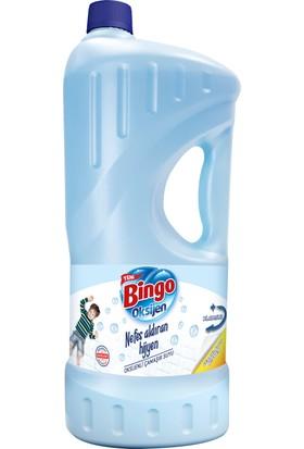 Bingo Oksijen Çamaşır Suyu Ferahlatan Hijyen 2 lt