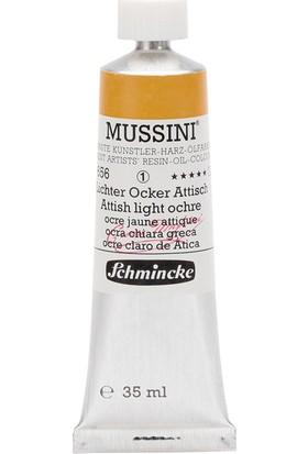 Schmincke Mussini Yağlı Boya 35ml. Seri 1 N:656 Attic Light Ochre