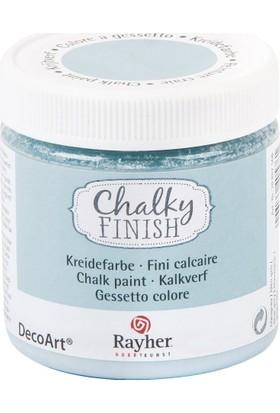 Chalky Finish Dekor Mobilya Boyası 236ml - Blue Grey