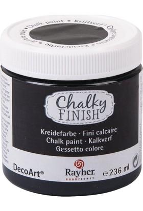 Chalky Finish Dekor Mobilya Boyası 236ml - Ebenhol
