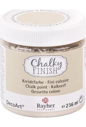 Chalky Finish Dekor Mobilya Boyası 236ml - Beige