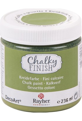 Chalky Finish Dekor Mobilya Boyası 236ml - Avacado