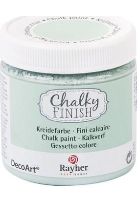 Chalky Finish Dekor Mobilya Boyası 236ml - Jade