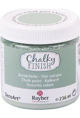 Chalky Finish Dekor Mobilya Boyası 236ml - Mint Green