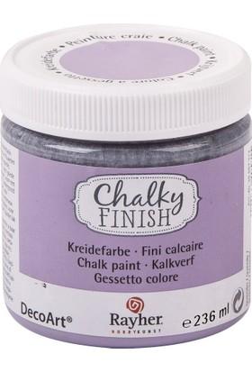 Chalky Finish Dekor Mobilya Boyası 236ml - Lavendel