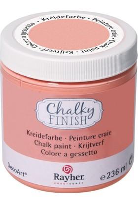 Chalky Finish Dekor Mobilya Boyası 236ml - Aprikot
