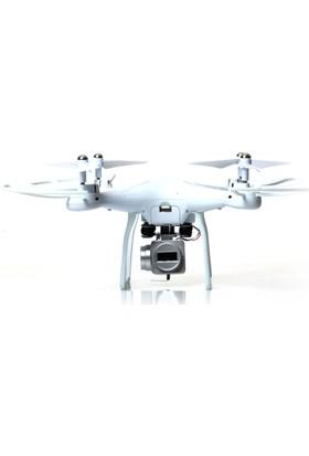 Yl Kameralı Drone Beyaz