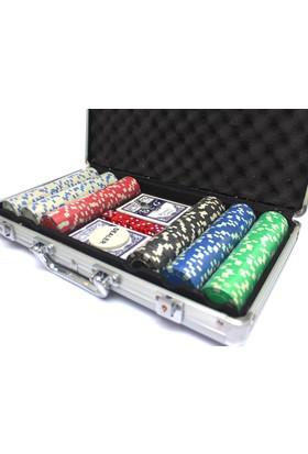 Pusula Oyun Profesyonel Poker Seti