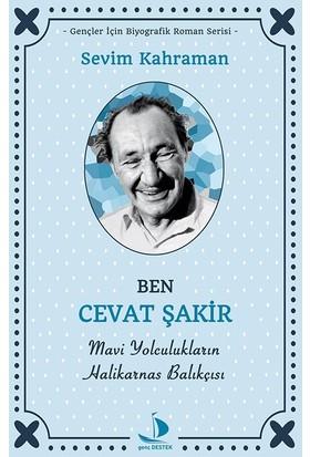 Ben Cevat Şakir:Mavi Yolculukların Halikarnas Balıkçısı