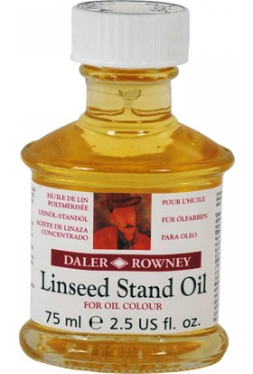 Daler Rowney Linseed Stand Oil 75Ml.