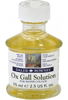 Daler Rowney Ox Gall Solution 75Ml.