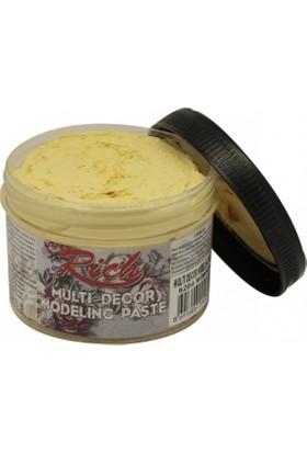 Rich Multi Decor Modeling Pasta N:6204 Mimoza 160Cc