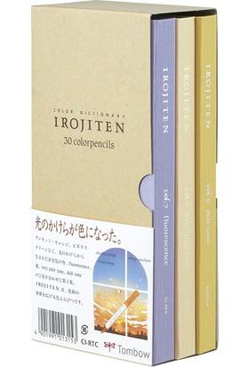 Tombow Irojiten Kuru Boya Kalem Seti 30'Lu Vol 7-8-9