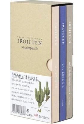 Tombow Irojiten Kuru Boya Kalem Seti 30'Lu Vol 4-5-6