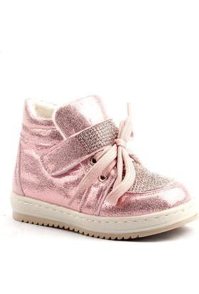 Alens 555 Günlük Bebe Kız Çocuk Bot Ayakkabı