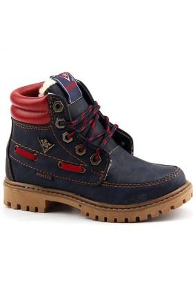 Waykers 7215 Günlük Erkek Çocuk Bot Ayakkabı