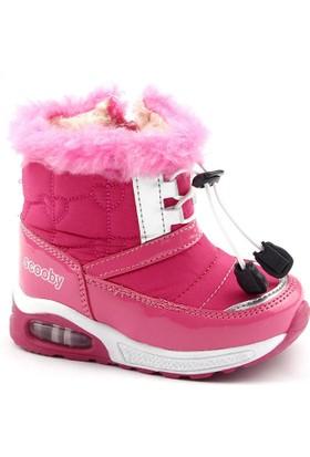 Scooby 5066 Günlük Kız Çocuk Kar Botu Ayakkabı