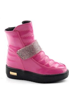 Vicco 943.Y.284 Kız Çocuk Kar Bot Ayakkabı