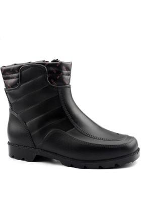 Gezer 00212 Siyah Erkek Çizme Bot