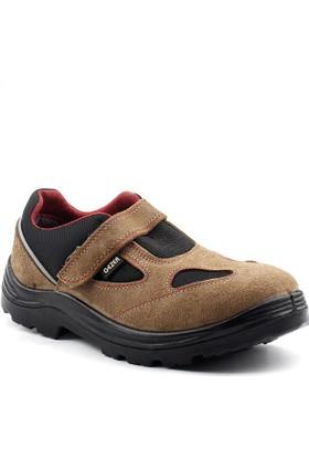 Gezer 1453 Kum İş Güvenliği Erkek Ayakkabı