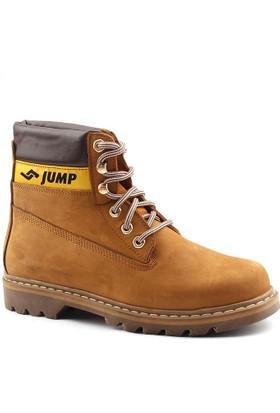 Jump 16522 Sarı Günlük Erkek Bot Ayakkabı