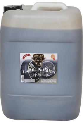 Willer Lastik Parlatıcı (Vehicle Tire Polish )