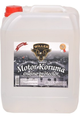 Willer Motor Koruma (Engine Protector) 5 Kg