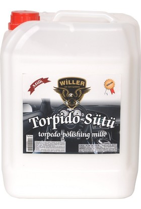 Willer Torpido Parlatma Sütü (Car Milk) 5 Kg