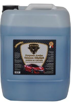 Willer Oto Köpük Premium (Guick Brushless Washing)