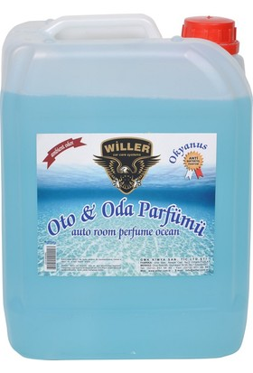 Willer Okyanus Oto Kokusu (Ocean Car Perfume) 5 Kg