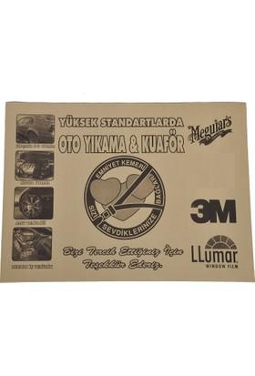 Willer Oto Kağıt Paspas Baskılı 50 Adet (50X35 Cm)