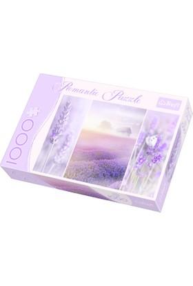 Trefl 1000 Romantic Lavender Fields