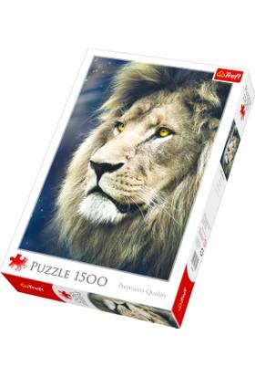 Trefl 1500 Lions Portrait