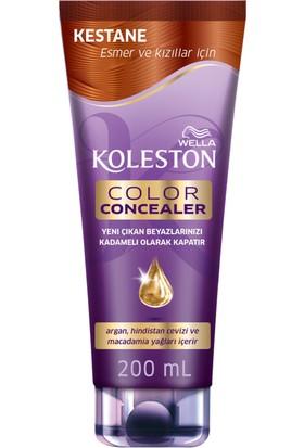 Wella Color Concealer Kestane(Esmerler Ve Kızıllar İçin)