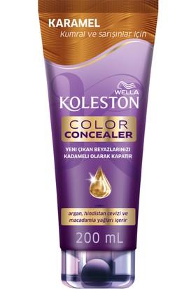 Wella Color Concealer Karamel(Kumral Ve Sarışınlar İçin)