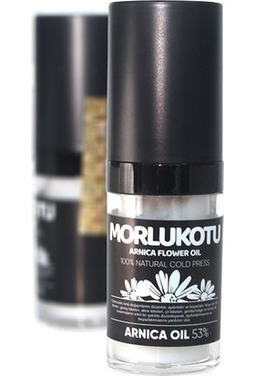 Morlukotu Jel - Arnica Oil