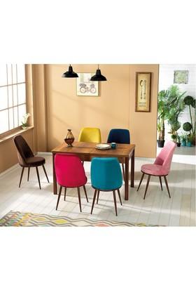 Kutup Home Masa Sandalye Takımı Açılır Masa Mins 006