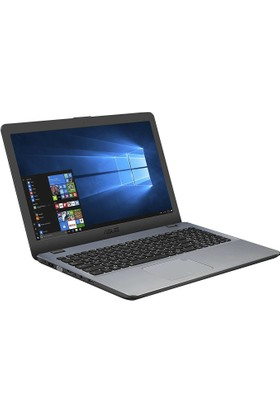 "Asus X542UR-GQ272T Intel Core i7 7500U 12GB 1TB GT930MX Windows 10 Home 15.6"" Taşınabilir Bilgisayar"